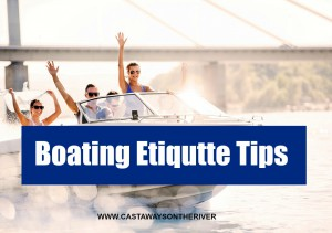 boating etiquette tips