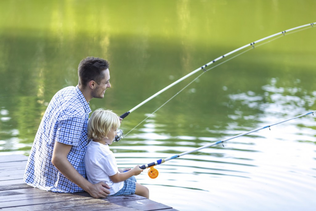 how to use florida license free fishing days