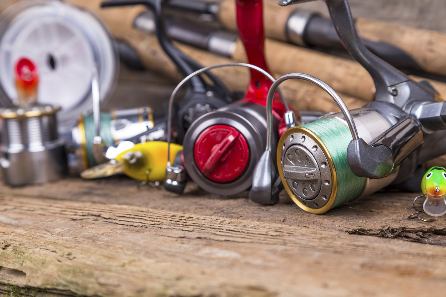 10 Must Have Items for a St. Johns River Fishing Trip