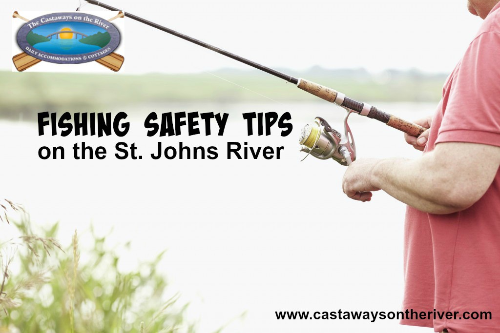 fishing safety tips