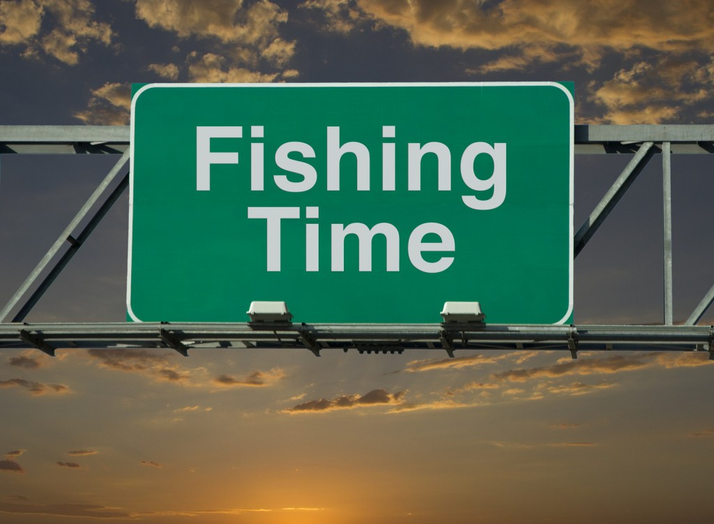 8 reasons freshwater fishing tops saltwater fishing for It s about the cross go fish