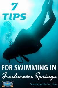 freshwater springs Pinterest pin