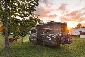 rv campgrounds Florida feature image