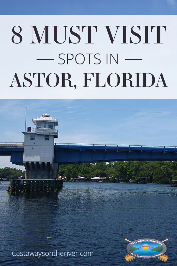 Castaways Pin Spots In Florida on Lake George State Forest Florida