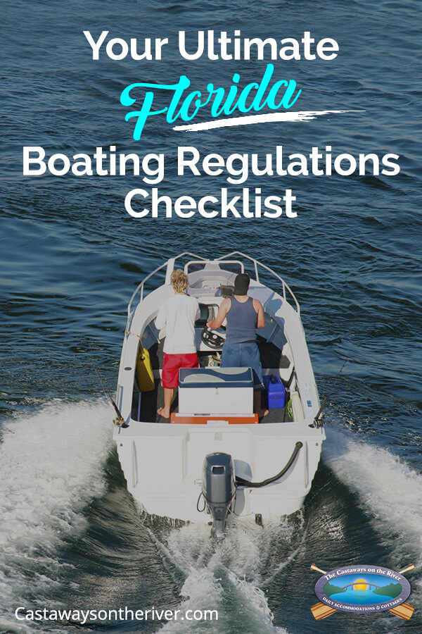 Your Ultimate Florida Boating Regulations Checklist